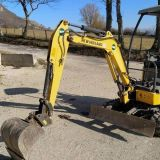 Miniescavatore New holland E18b