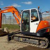 Escavatore Kubota Kx080-3a midi