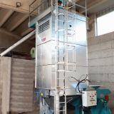 Essiccatoio  Es30ld capacita di carico 3mc esma