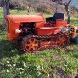 Trattore cingolato Fiat 352 carro largo
