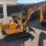Mini escavatore  Libra 115 t 15 quintali