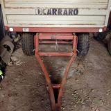 Rimorchio Carraro agricolo
