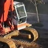 Escavatore  Rh20 pms orestein e koppel oek