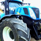Trattore New holland  T7040