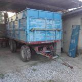 Carro agricolo  50 quintali ofma