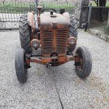 Trattore d'epoca Fiat 25 r