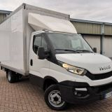 Furgone  Daily iveco 35c13