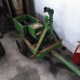 Generatore  Per trattori 220 volt 6,5 kw