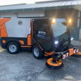 Spazzatrice stradale  City ranger nilfisk 3500