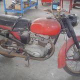 Motociclo  175-turismo motomorini