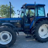 New holland 8340 dt cab