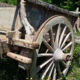 Carro agricolo  Antico in legno