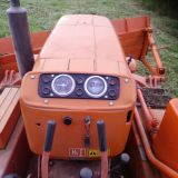 Trattore cingolato Fiat 655