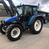 Trattore New holland  Tl100
