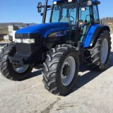 Trattore New holland  Tm125
