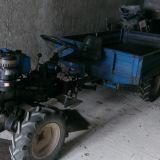 Motocoltivatore Sep 14cv
