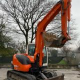Escavatore Kubota Kx080 3a