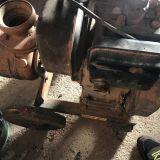 Motopompa Lombardini 14 cv