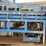 Impianto cernita legno cippato  Flli fontana bv100