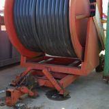 Avvolgitubo  Completo di tubo da irrigazione
