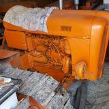 Trattore cingolato Fiat 451