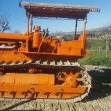 Trattore cingolato Fiat 70 agricola