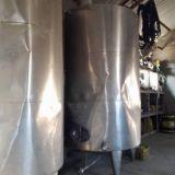 2 cisterne  Per olio in acciaio