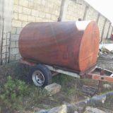 Cisterna  45 qli