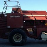 Big baler Heeston 4800