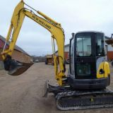 Miniescavatore New holland E50.2 sr