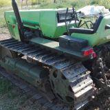 Trattore cingolato Agrifull C 80 70l special