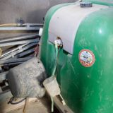 Diserbatrice  Serbatoio 600 litri