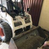 Mini escavatore  753 bobcat