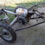 Motofalciatrice Bcs 3 ruote benzina