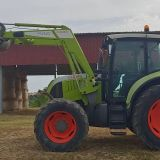 Trattore Claas  Arion 540 cebis