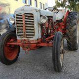 Trattore d'epoca Motomeccanica Rp3