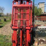Muletto  Idraulico duplex per trattore