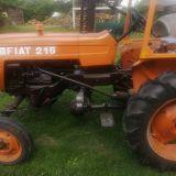 Trattore Fiat  215