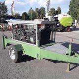 Motopompa Fiat Motore con riduttore per pompa irrigazione