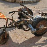 Motofalciatrice Nibbi Figaro-r