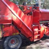 Scavapatate  Grimme serie 75-20