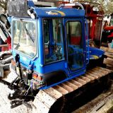 cingolato New holland tk100