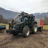 Trattore forestale Valtra T 173 hitek