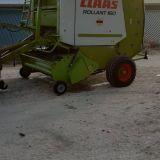 Rotopressa Claas Rollant 160