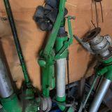 3 getti  Irrigazione