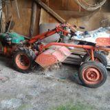 Motocoltivatore Pasquali 909