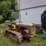 Trattore cingolato Landini C 4000 export