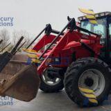Trattore Massey fergusson  6260 dt