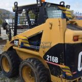 Pala  Caterpillar cat 216b