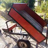 Carrello agricolo  Ribaltabile 125x110